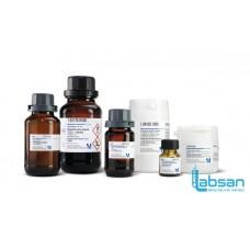 MERCK 1000341,1,2,2-Tetrabromoethane. CAS 79-27-6, chemical formula Br₂CHCHBr₂. 1 L